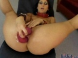 Luscious Was Ready To Swallow Cock