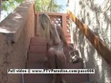 FTV girl Lara, blonde se ...