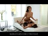 NubileFilms Teal Conrad Seduces Her Lover For His Cum