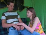 Excited Teen Girl First Time Seeing Dick