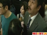 Hot Public Handjob In Japan