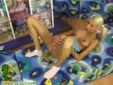Sexy Nikki Blonde