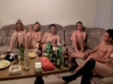 Cute Teen Students In Hardcore Party Action