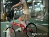 Bike Masturbation And Hard Fucking - Saddle masturbation Videos