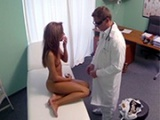Fake Doctor Fucks His Young Patient