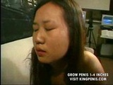 Young Asian model gets i ...