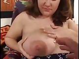 Chubby Busty Milking BVR