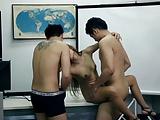 Tutor 2013 (Threesome erotic scene) MFM