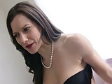 Gorgeous  Busty Brunette POV Fucked,By Blondelover