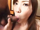 Japanese Girl in a Threesome