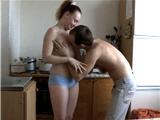 Buddy's ex-girlfriend gets nice anal fucked