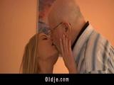 Blowjob To An Old Man