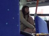 Asian Chick Pissing In Bus - Pissing Videos