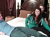 Casting full figure desperate amateurs Danielle aka Evi Fox