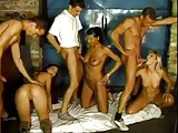 Hot Worker Orgy