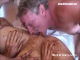 Messy Scat Threesome - Poo Videos