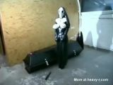 Latex Nun Playing With Pussy - Latex Videos