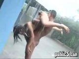 Acrobatic Sex Outdoors - Brazilian Videos