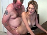 Horny Teen Seduces Best Friend's Dad Into Fucking Her