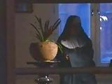 Nun having fun