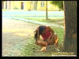 Teens Pissing Outdoors - Peeing Videos