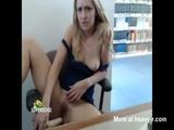 Caught Masturbating In Public - Library Videos