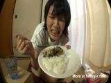 Eating Shitty Rice - Scat Videos