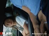 Flashing A Hitchhiker - Cfnm Videos