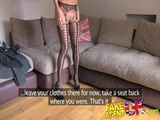 FakeAgentUK Hot Chilean MILF Gets Hardcore Anal Action In Office