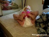 Adult Baby In His Diapers - Baby fetish Videos
