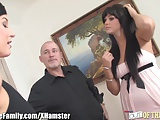 Mom Shares Cock with Alison Tyler
