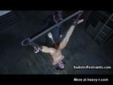 Extreme Head Down BDSM - Restraint Videos