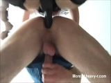 Hubby Assfucked by Wife - Amateur Videos