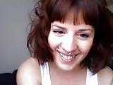 Kitiara teasing on webcam