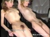 Anorexic Lesbians  - Anorexic Videos