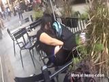 Woman Caught Masturbating In Public - Amateur Videos