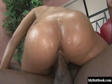 Aliana Love loves all the big black cock she can get  She