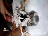 Fucking His Hentai Dollfie Grilfriend - Doll Videos