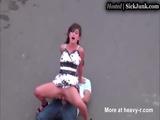 Shameless Couple Fucking Outside - Amateur Videos