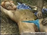 Outdoors Shit Smearing Party - Scat Videos