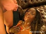 Black Chick Piss Drenched And Fucked - Black Videos