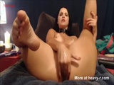 Extreme toying Slut Has 4 Squirting Orgasms - Squirting Videos