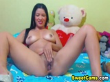 Hot Cam Babe Suck and Fuck her Ass