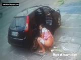 Girl Caught Shitting In Public - Scat Videos