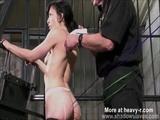 Slave Receives Needle Punishment - Slave Videos