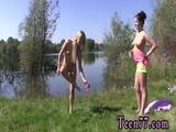 Busty teen girlfriend homemade Hot lesbians having lovemaking at the