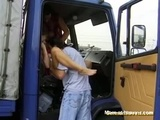 Picked Up Teen double Penetrated - Outdoor Videos