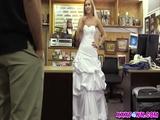 Jilted Bride Partakes