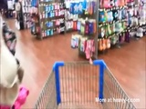 Pissing On Clothes At Walmart - Slut Videos
