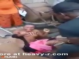 Nigerian Woman Humiliated in Public - Public Videos